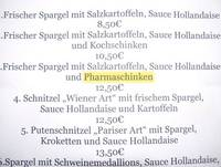 Pharmaschinken